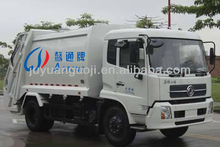 Mini Dongfeng Chassis 4*2 3-12CBM Garbage Compactor Truck/Dust-cart Trucks For Sale