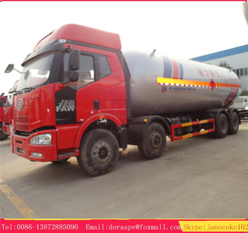 Chengli factory new coming mobile dispenser lpg gas tank truck