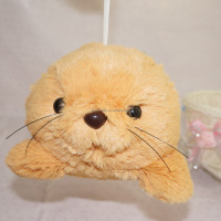 custom birthday gift animal toys soft plush sea lion toys