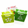 ECO-friendly Recycled colorful printing gift paper bag for shopping