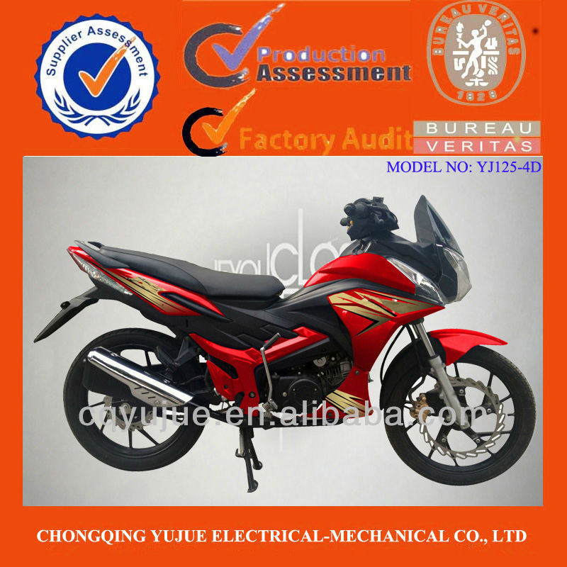 China 2013 New 125cc Racing Motorcycle