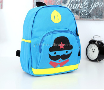 2015 children cartoon bag/children backpack/child school bag
