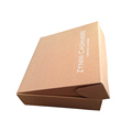 Custom Made Colored Small Corrugated Printed Carton wholesale shipping boxes