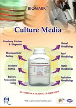 Dehydrated Culture Media, Animal & Tissue Culture Media and Related Products