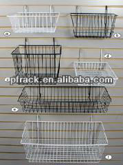 PF-S088 Vintage metal wire hanging baskets