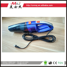 Household power plug vacuum cleaner for home