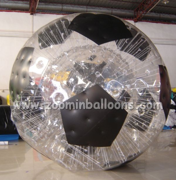 hot sale Inflatable zorb ball ,aqua zorbing ball/zorb globe for kids ZB06