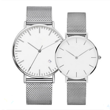 Popular products 2018 branded couple watches for lover cute gift
