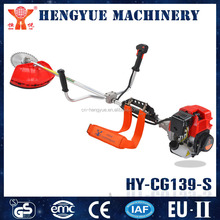 private label garden tools 31cc grass cutter machine 4 stroke cheap lawn mower