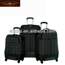 washable electric luggages 2014 fashion valise for student