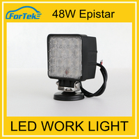 Factory wholesale led tractor work light 48W