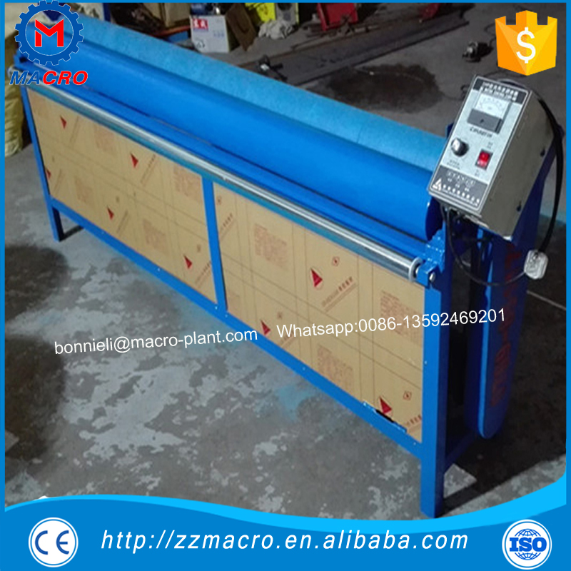 knitted fabric calender machine/rolling machine