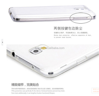 Wholesale low cost Ulra Clear & Ultra thin TPU Case For Samsung Note 4