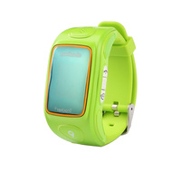 Cheap mini gps tracker wrist watch for kids