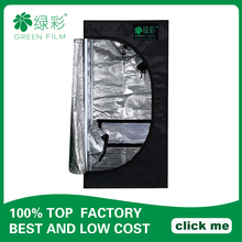 green fllm 100% top factory Supplier best low cost friendly PEVA grow tent indoor with 160D/ 600D/210D fabric /steel/customize