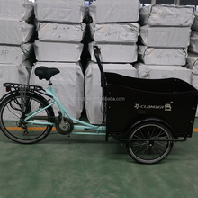 Classic Pedal cargo bike/cargo tricycle/reverse trike for sale UB9019