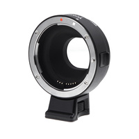 NEW YONGNUO Smart Adapter EF-E Mount for Canon EF Lens for Sony NEX Smart Adapter Mark III (Black) EF to E-Mount