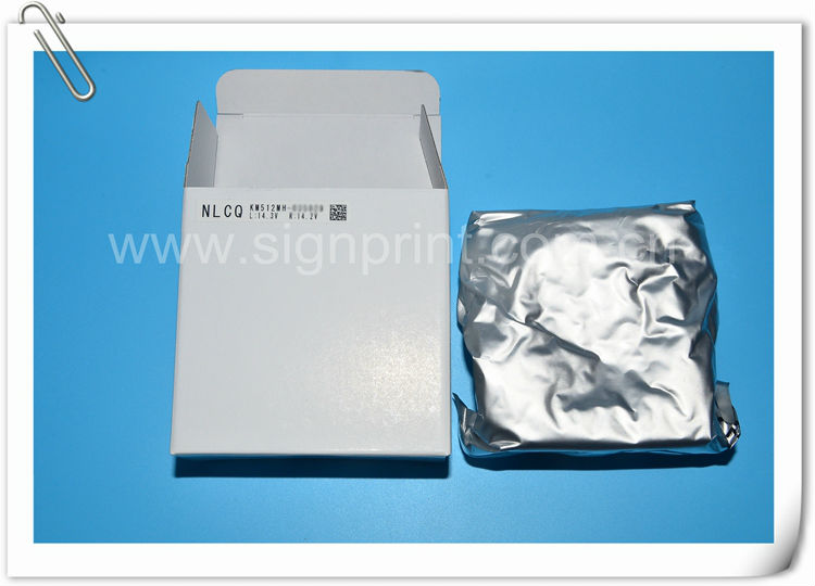 Original Konica print head KM512MH 14pl UV for Flora/Human/JHF/Docan UV printer printhead