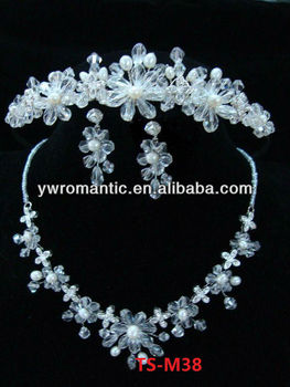 african wedding bouquet jewelry
