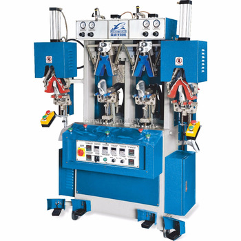 heel moulding machine