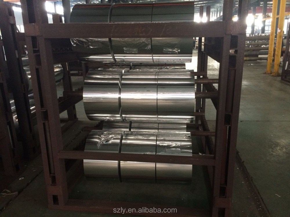soft type aluminio foil film