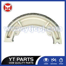 Semi-Metal Motorcycle Spare Parts DT125 Brake Shoes For Sale