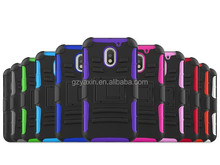 Logo Custom Cover Case for Motorola Moto E3 Flip Belt Holster Kickstand Case for Moto E3 Shockproof