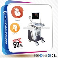 DW-C80Plus ultrasound machine for pregnancy portable fetal doppler, doppler ultrasound price