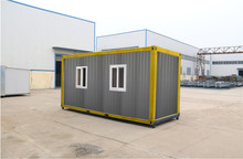 structure Australian low cost sandwich panel prefab 20ft container house