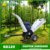 CE self powered industrial wood shredder chipper for garden