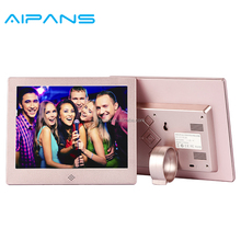 8 inch IPS Pure Metal Open Sex Video Digital Photo Frame with Wide Viewing Angle