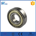 Deep Groove Ball Bearing for motorbike Bearing automobile Ball Bearing 6001ZZ