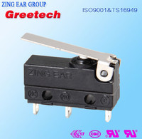 Air conditioner sealed micro switch 5A 125V