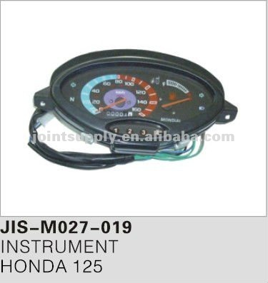 Motorcycle instrument motorcycle speedometer motorcycle meter for Honda 125