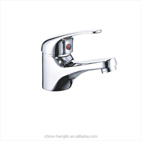 Factory Price Brass Bathroom Water Taps