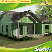 modular homes pvc prefabricated house