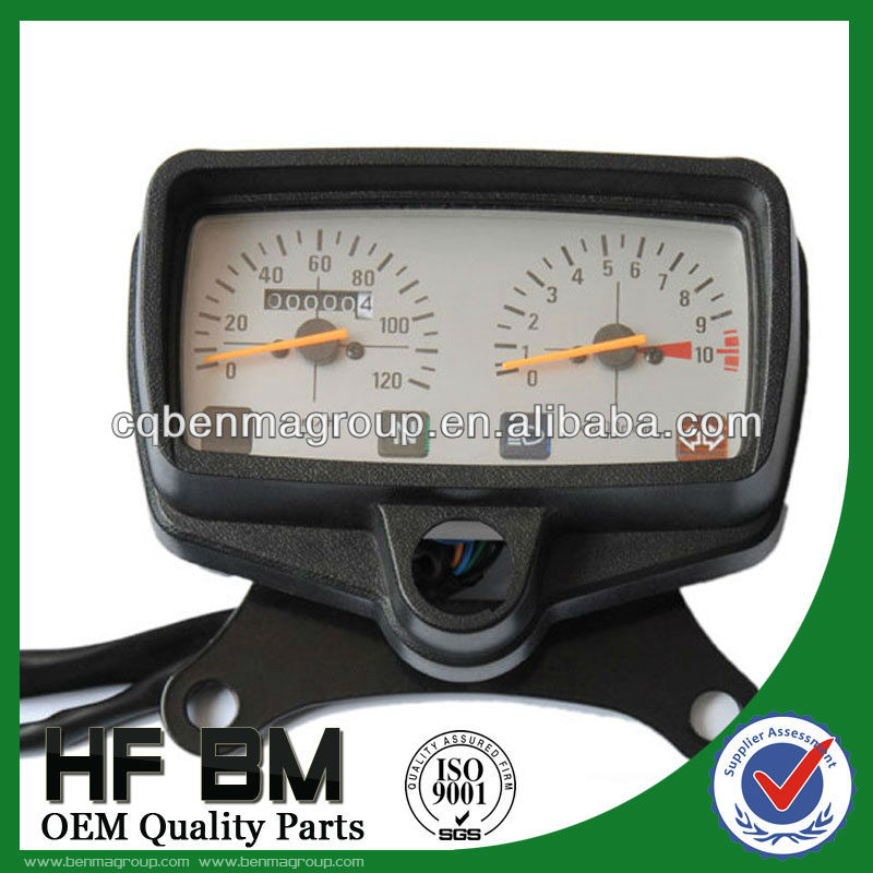Cheap motorcycle meter ,old style motorcyle speed meter , good quality motorcycle rpm meter CG125
