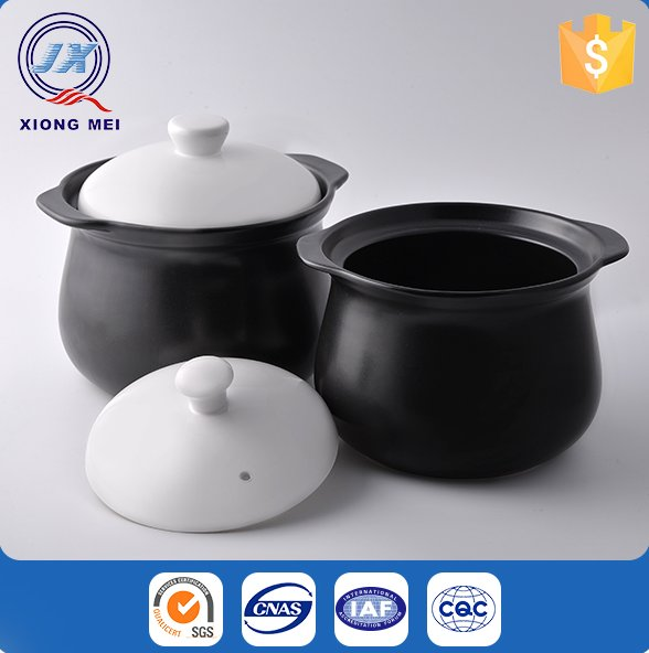 Best cookware heat resistant large casserole with ceramic handle