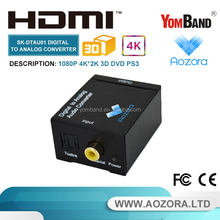 SK-DTAU01 HDMI Digital to Analog Audio Converter for sale