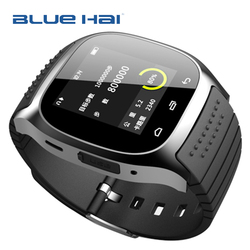 cheap watches New Model !!! 1.4 Inch Touch Screen Hand-writing MTK 6260 M26S Smart Watch Phone M26s Android Smartwatch Band
