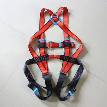 MT-FH1 Full Body Harness for rescue tripod in hot selling