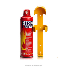 Best selling 500ml fire stop car small foam fire extinguisher With Good Quality for wholesale