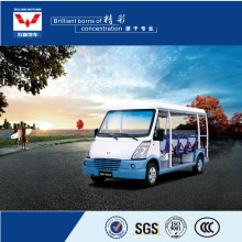 hot sell high performance customized 18 seats gasoline car