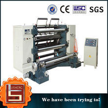 high quality slitting machine for plastic