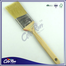 ColorRun wonderful long wooden handle tapered filament paint brush