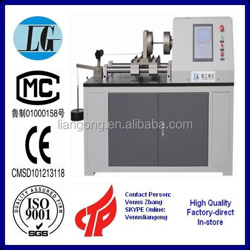 Wire Bending Testing/Manual Wire Torsion Tester