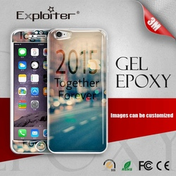 Factory Supplier Glue Epoxy Design Phone Skin