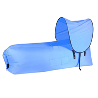 Outdoor Inflatable Lounger Beach Sleeping Bags