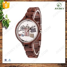 Popular Girl Stylish Hand Wind Watches Lady Wrist Sexy Japan Mov't Watches Latest Hand Watch For Girl