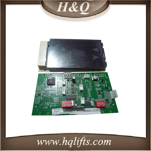 HQ Lift Display Board DAA25140NNN5